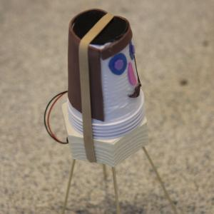Atelier La Fabrique de Robot avec Villette Makerz