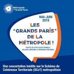 Les équilibres métropolitains par la Métropole du Grand Paris