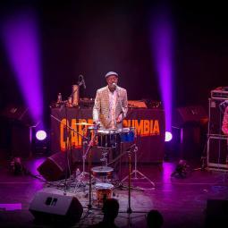 Musical cruise : Cumbia bal during the Rhizomes festival