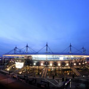 Guided tour of the Stade de France