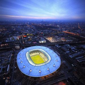 © Stade de France® - Macary, Zublenaet Regembal, Costantini - Architectes© ADAGP - Paris ? 2016 ©F. Aguilhon - C. Jamet