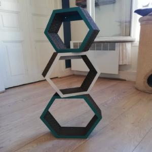 Atelier Kameko : création d'éco-mobilier en carton