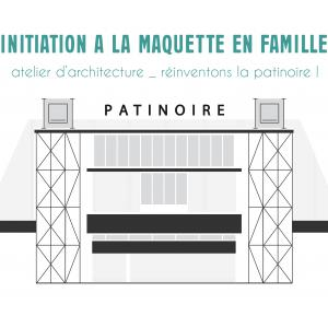 Atelier maquette d'architecture aux Puces de Saint-Ouen