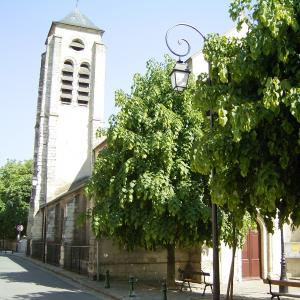 Le centre ancien de Champigny-sur-Marne