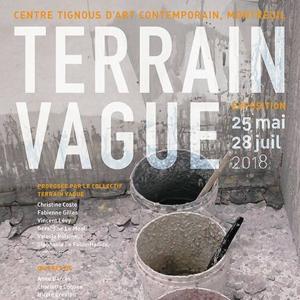 Visite commentée Exposition Terrain Vague - Université Populaire Est Ensemble