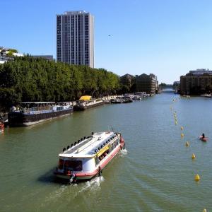 Croisière Open Air jusqu'au 6b à Saint-Denis