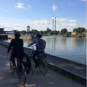 Un dimanche à vélo de la Seine à la Marne