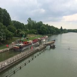 Barrage écluse de Saint-Maurice