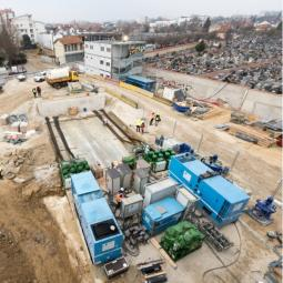 Métro Grand Paris Express : Les grands chantiers de l'Est de Champigny