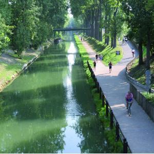 Atelier de sensibilisation et de nettoyage du canal de l'Ourcq