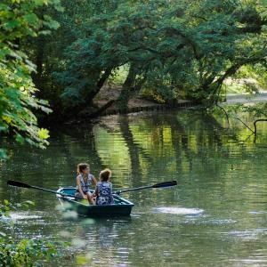 Balade sur la trace des ruisseaux parisiens - De Jourdain à la confluence