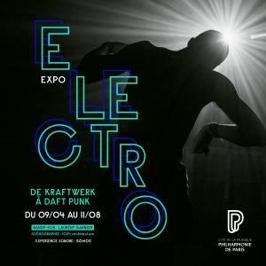 Croisière ELECTRO sur l'Ourcq précédé de la visite de l'exposition ELECTRO à la Philharmonie de Paris