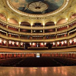 Histoire et architecture de l'Opéra Comique