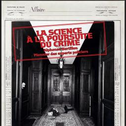 Exposition La science à la poursuite du crime