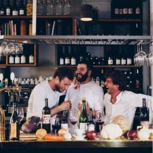 Croisière musicale avec les chefs du restaurant Les Pantins