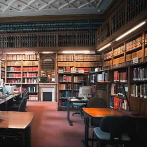La Bibliothèque de l'Arsenal © Vincent Desjardins