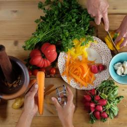 Atelier de cuisine anti-gaspi avec Altrimenti