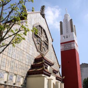 L'église Notre-Dame des Missions - Journées du patrimoine