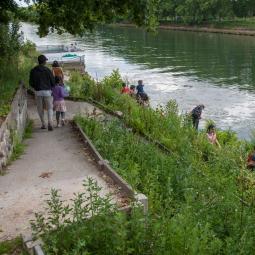 Rencontre ludique avec les berges de Seine - Journées du patrimoine