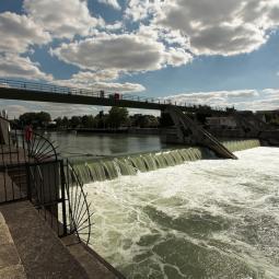 """Conférence """"Marne et Seine : regards sur nos cours d'eau"""""""