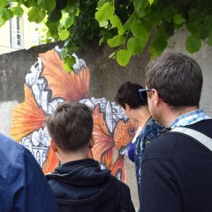 Street art Champigny