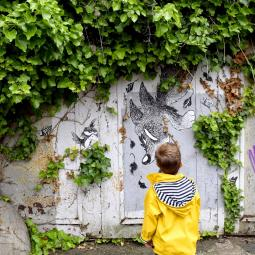 Art'Murs : balade street art à Champigny