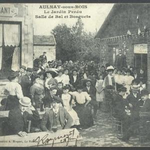 Café-chantant aux Archives départementales de la Seine-Saint-Denis - Journées du patrimoine