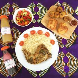 Croisière Brunch Soul Food et Marché africain sur le Port de loisirs