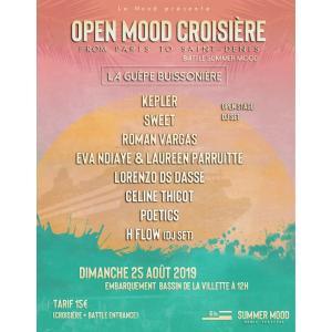 Croisière Open Mood + Battle au 6b