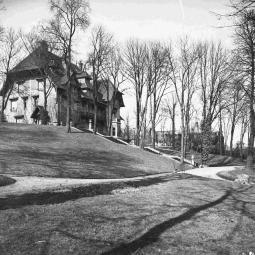 Pavillon Balsan de l'hôpital Foch - Journées du patrimoine