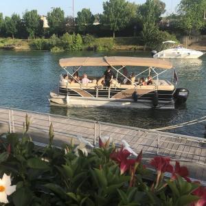 Croisière sur la Marne à Nogent avec Green River Cruises