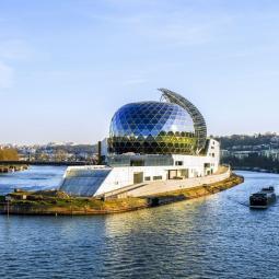 Visite des coulisses de la Seine Musicale