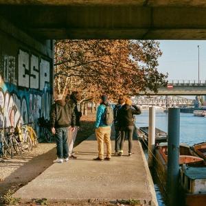 Balade-exposition : les quais entre lieux