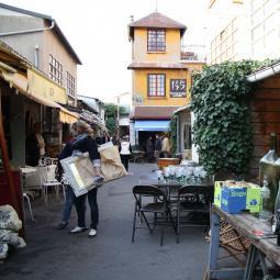 Le marché aux puces de Saint-Ouen - Journées du patrimoine