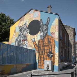 Passion street art à Saint-Denis - Journées du patrimoine