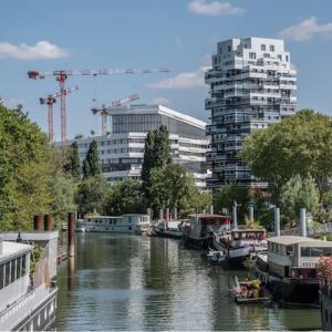 Un balcon sur la Seine - Les Balades de la ligne 15 Sud