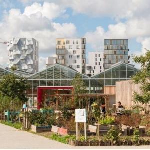 Le quartier des Dock de Saint-Ouen - Portes ouvertes de la Fabrique du métro