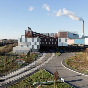 Découverte d'une plateforme logistique de biomasse - Journées du Patrimoine