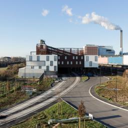Les coulisses d'une plateforme logistique biomasse - Journées du Patrimoine