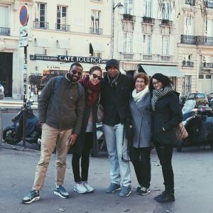 Le Paris Noir: La Rive Gauche et les Pionniers