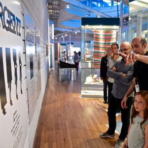 Visite des collections d'art contemporain au Musée de l'histoire de l'immigration