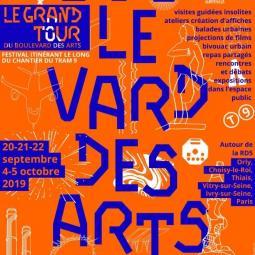 A l'Est d'Orly - Boulevard des Arts - Journées du patrimoine