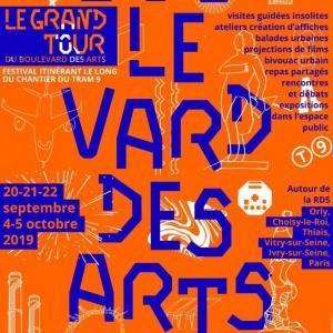 Derrière le rideau du théâtre Jean Vilar - Boulevard des Arts