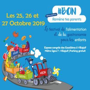 Affiche Festival #Bon 2019