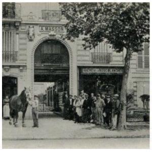 Le quartier Ouest de Vincennes