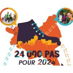 Balade 24 000 pas pour 2024 ! - Départ d'Epinay-sur-Seine - Parcours 1