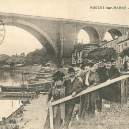 L'Est parisien à la Belle Epoque : 13 communes en cartes postales