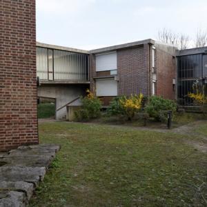 Visite de l'ancien foyer Croizat à La Courneuve - Journées de l'architecture