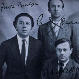 Le fonds Paul Eluard du Musée d'art et d'histoire de Saint-Denis
