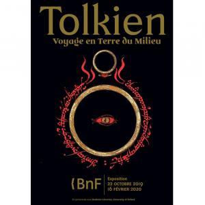 Tolkien, voyage en Terre du Milieu à la BnF